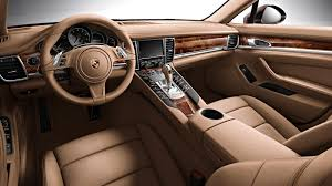 porsche inside view new porsche panamera offers ca