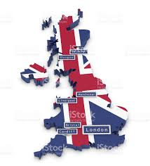 Map Of England Cities by Map Of England And Big Cities Stock Photo 480778597 Istock