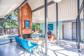 rare eichler with double a frame atrium wants 1 8m curbed
