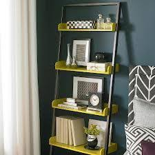 leaning shelves occasional furniture french connection cool