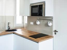 plan de travail cuisine blanche plan de travail bois cuisine 1 photo galerie cuisine blanche plan