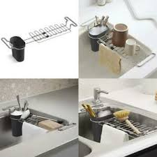 kitchen sink cabinet caddy kohler multi purpose the sink drying rack caddy with