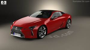 images of lexus lc 500 360 view of lexus lc 500 2017 3d model hum3d store
