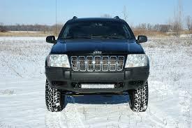 rust free 2wd 1986 jeep amazon com 4x4 fabworks 99 04 jeep grand cherokee wj 20in led