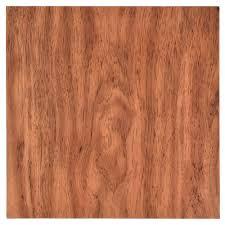 Plank Floor Tile Vinyl Floor Tile Cherry Cherry Wood Grain Vinyl Peel And Stick Tiles