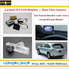 harrier lexus rx300 2 din car dvd for lexus rx300 rx330 rx350 rx400h toyota harrier