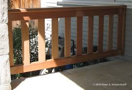 porch banister wood porch railing ideas wasedajp home deco inspirations