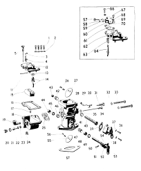 zenith 10244 carburetor kit manual and parts