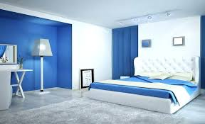 blue painted bedrooms blue color for bedroom sportfuel club