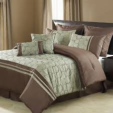 Kohls Bedding Duvet Covers 33 Best Green And Brown Bedding Images On Pinterest Brown