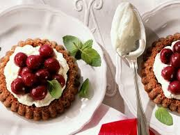 schoko kirsch sahne torteletts rezept eat smarter