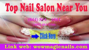 nail salon intampa find the nail salon at wow magic nails