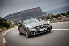 best amg mercedes why the 2017 mercedes amg slc43 is the best roadster on the road