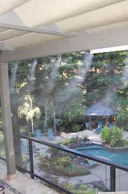 Best Patio Misting System High Pressure Misting Systems U0026 Patio Misters Misting Pros