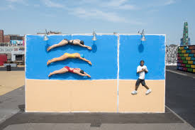coney art walls return this weekend for the summer season curbed ny by john ahearn