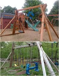 Backyard Swing Ideas 14 Great Diy Backyard Swing Ideas Style Motivation