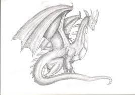 visual art just some dragon drawings i did non pony artwork