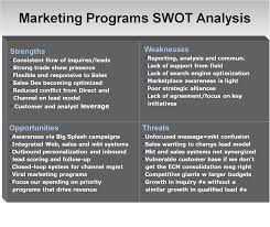 how to use swot analysis to pinpoint your b2b marketing strengths