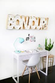 le bureau fille déco chambre ado fille à faire soi même 25 idées cool bedrooms