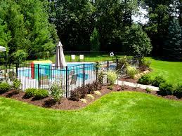 decoration engaging garden design pool landscaping melbourne