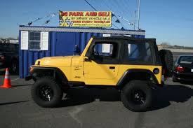 rubicon jeep for sale by owner 2001 jeep wrangler sold for sale by owner sacramento ca 99
