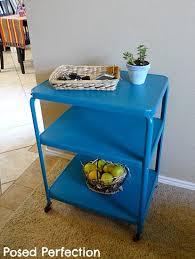 Ikea Kitchen Cart Makeover - best 25 metal cart ideas on pinterest coffee corner coffee bar