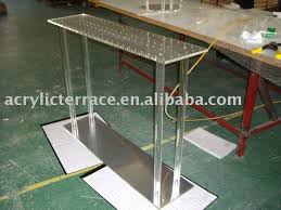 Wedding Centerpiece Stands by Acrylic Lucite Rectangle Centerpieces Buy Acrylic Lucite