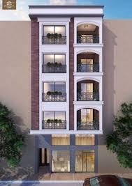 modern apartment exterior design an online complete architectural
