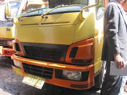 mitsubishi eterna modifikasi i love otomotif colt diesel modifikasi lampu depan pindah ke bemper