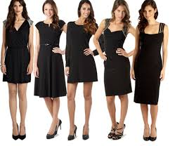 the black dress clothing every woman must a s fashion