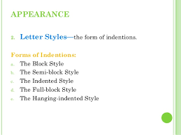 Document 2 Block Style Business Letter Practice Business Letters