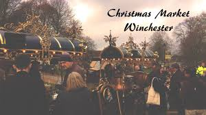 winchester christmas market 2016 youtube