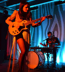 blouse band live review blouse at doug fir lounge ssg