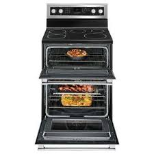 Welbilt Convection Toaster Oven Freestanding Double Oven Electric Ranges Electric Ranges The