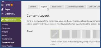 wordpress layout how to how to change a page layout on wordpress slocum themes