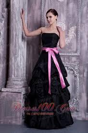Pink And Black Bridesmaid Dresses 23 Best Bridesmaids Dress Images On Pinterest Dama Dresses