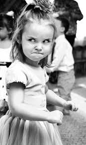 Mad Kid Meme - mad face in our family when our cats give us this look we call it