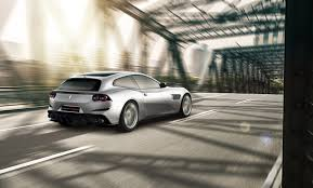 ferrari coupe rear ferrari releases gtc4lusso t commercial where rear seats get used