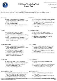 shared multiple choice worksheets