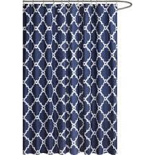 Blue Gingham Shower Curtain Blue Shower Curtains You U0027ll Love