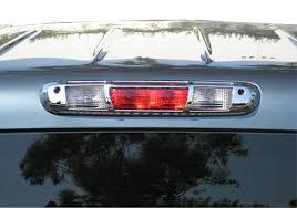 silverado third brake light cover tfp chevy silverado chrome third brake light cover autotrucktoys com