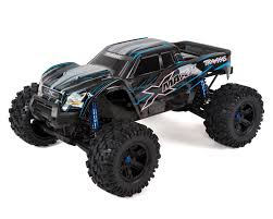 monster truck race track toys x maxx 8s 4wd brushless rtr monster truck blue by traxxas