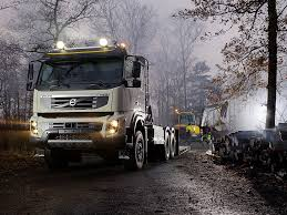 trailer volvo volvo fmx with trailer volvo fmx series pinterest volvo