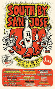 Rugs San Jose South By San Jose Sxsw 2013 Day Parties Announced Featuring Roky