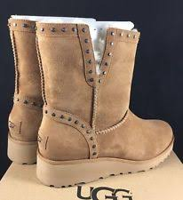 ugg womens emerson boots chestnut studded uggs boots ebay