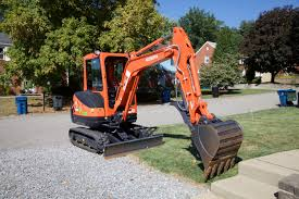 with the right preparation kubota mini excavators are just more