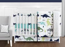 dinosaurs nursery bedding sets ebay