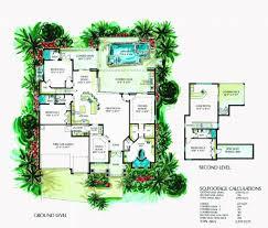 Florida House Plans With Pool House Florida House Plans Florida House Plans