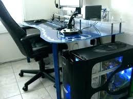 Z Line Belaire Glass L Shaped Computer Desk L Shaped Gaming Computer Desk Pan L Shaped Gaming Computer Desk