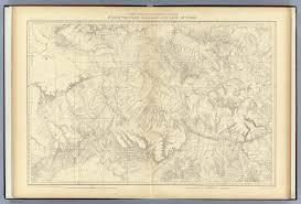 Western Colorado Map by North Western Colorado And Part Of Utah David Rumsey Historical